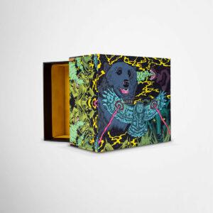 Kaffa Roastery Box by Jari Salo and Framme