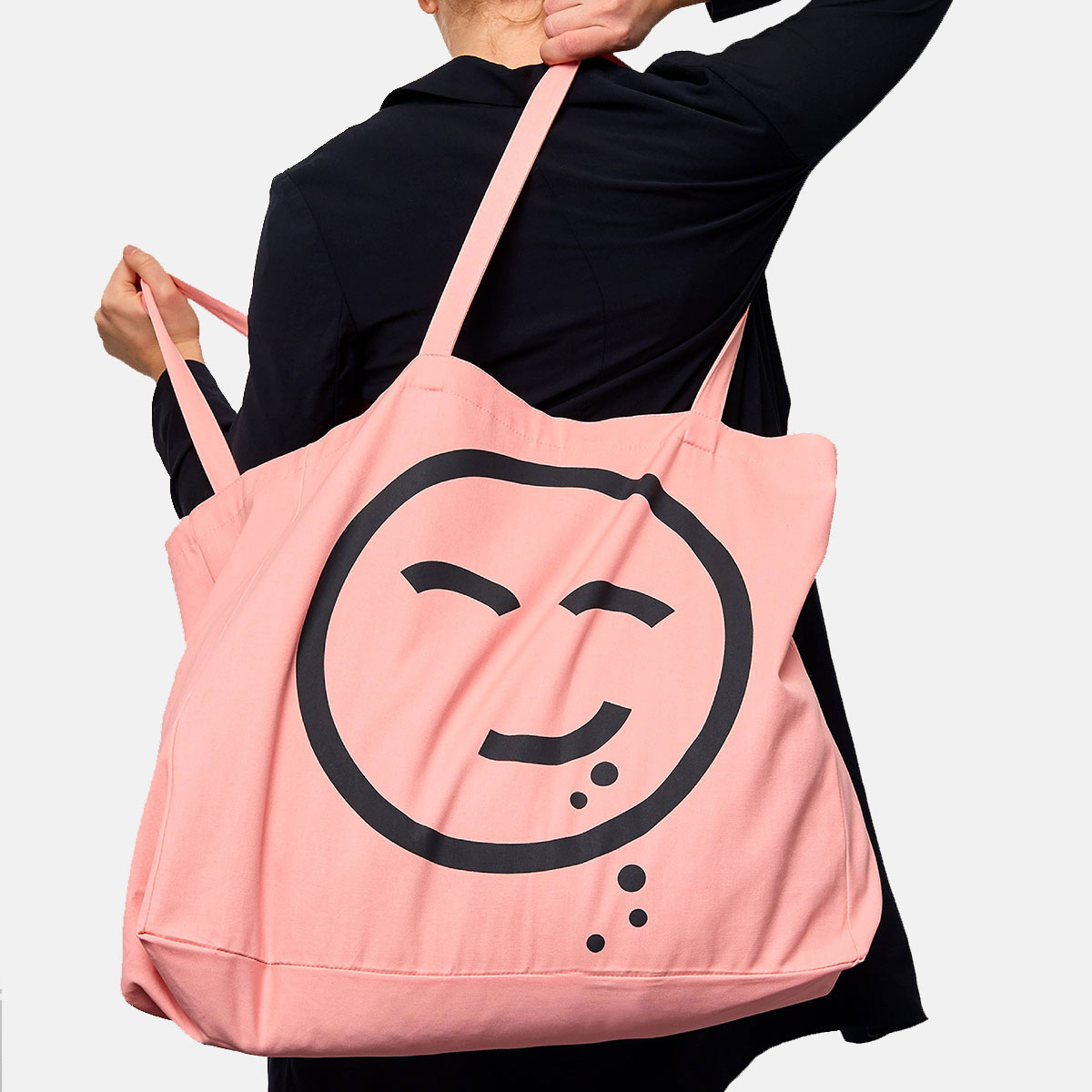Custom made tote bags for Anton&Anton by Framme