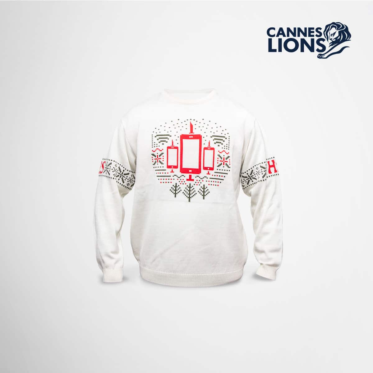 Cannes Lions nominated Ugly Truth Christmas Sweaters by TBWA Helsinki and Framme