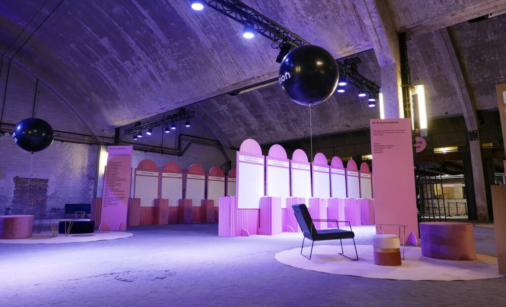 Klarna Expo 2019 by Ciceron and Framme