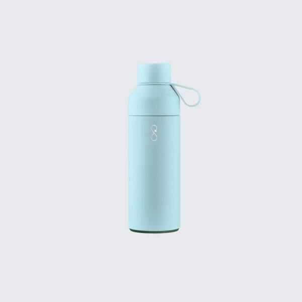 Ocean bottle – Water bottle made out of ocean plastic waste