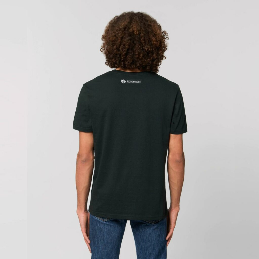 Branded, promotional t-shirts by Framme and Stanley/Stella