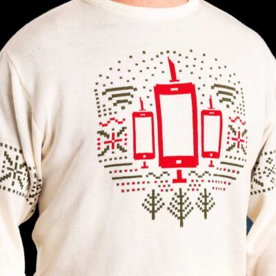 Ugly Sweaters for Helsingin Sanomat by TBWA and Framme