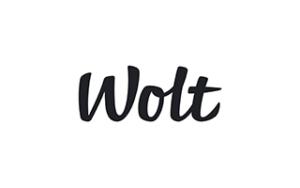 Wolt logo