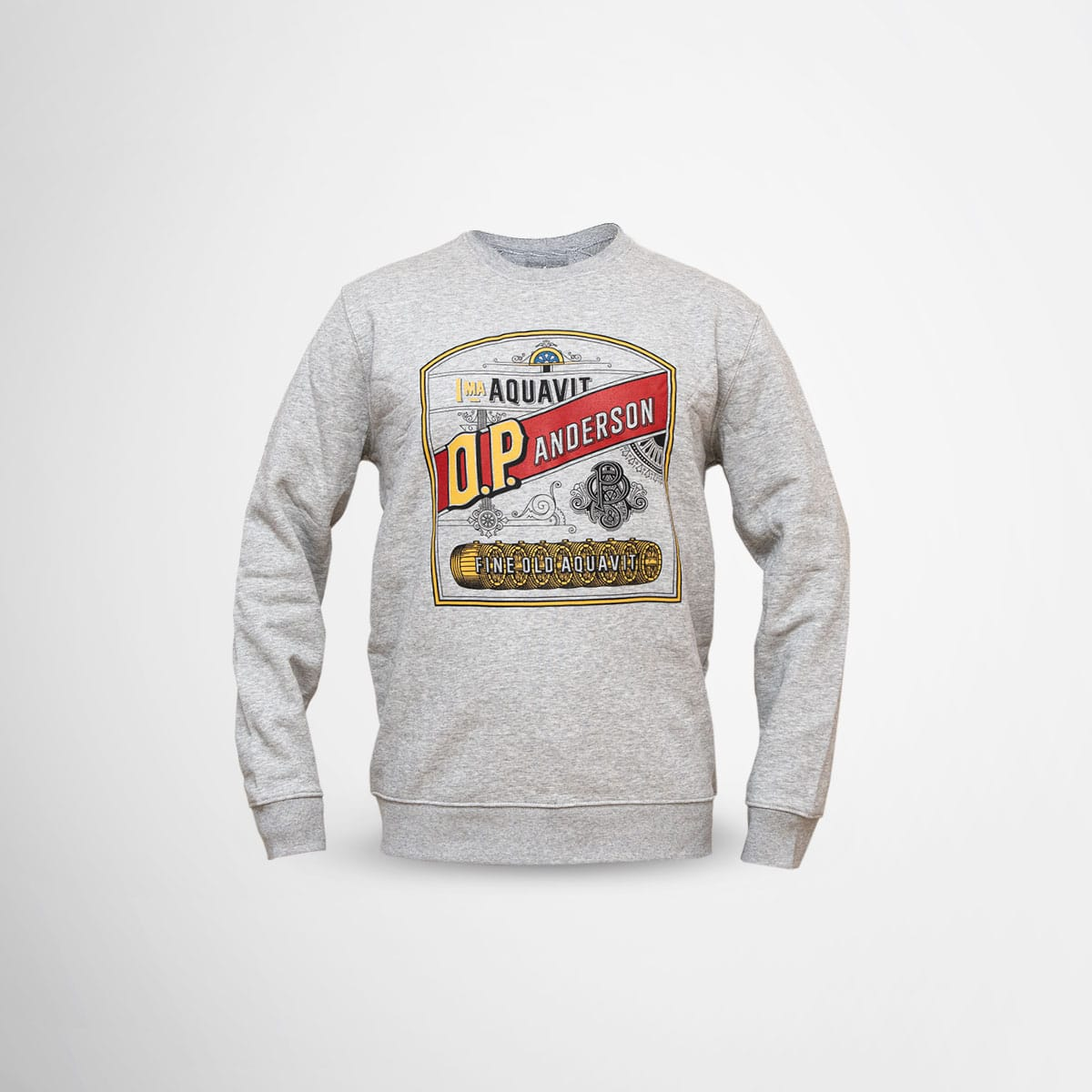 OP Andersson organic branded sweatshirts by Framme and Stanley/Stella