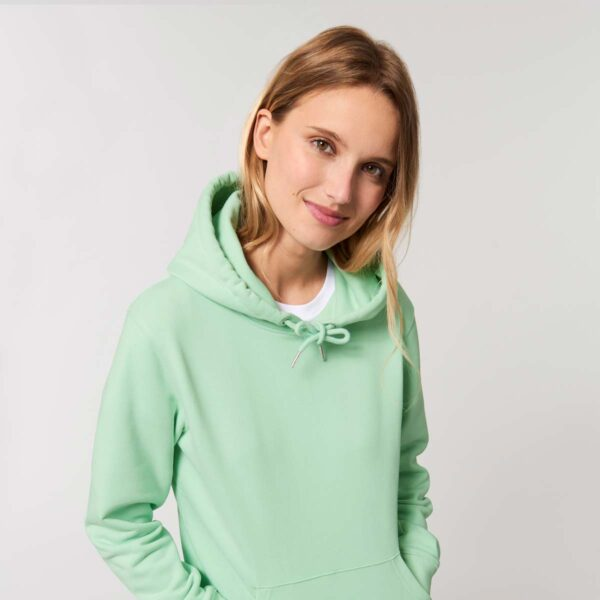 Organic cotton unisex hoodies from Stanley & Stella