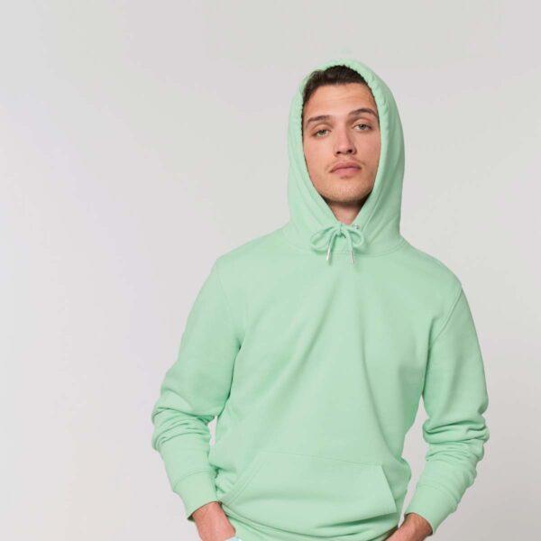 Organic cotton unisex hoodies from Stanley & Stella
