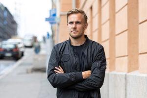 Pauli Kuusijärvi Framme