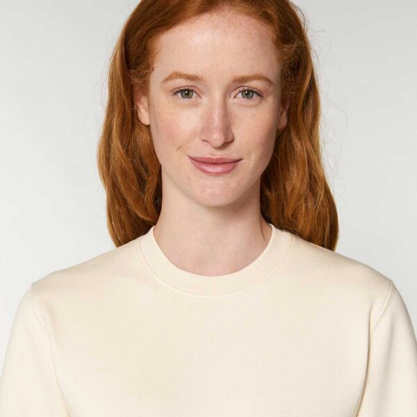 Organic cotton branded sweatshirts by Stanley/Stella and Framme