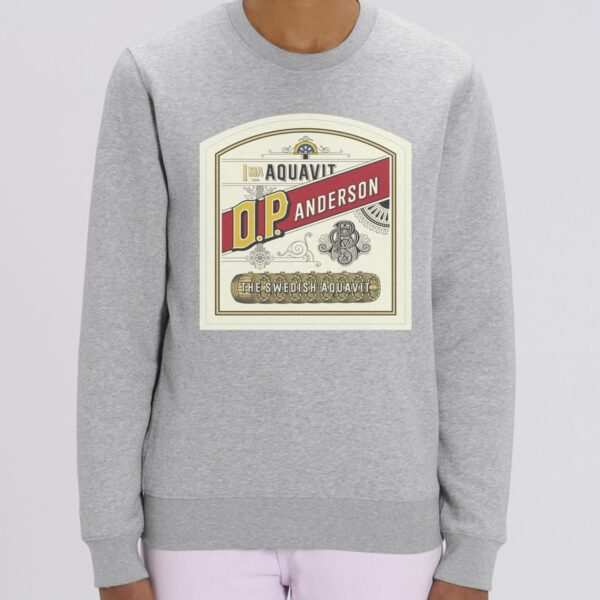 Branded unisex sweaters from sustainable materials for OP Anderson