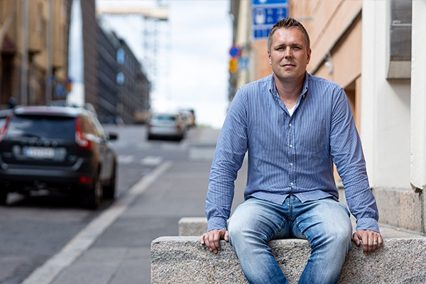 Tuomas Vainio Framme