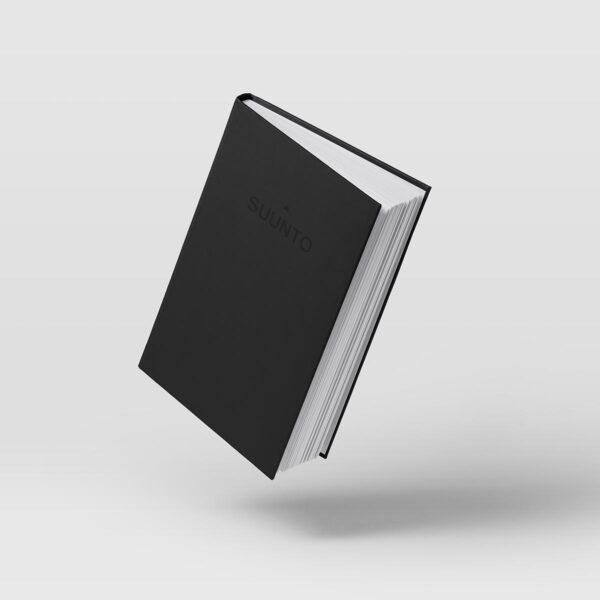 Suunto notebooks by Framme