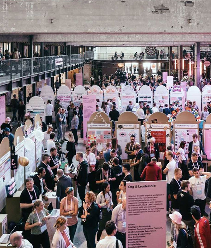 Tailor-made Klarna Expo 2019 event for Klarna by Ciceron and Framme
