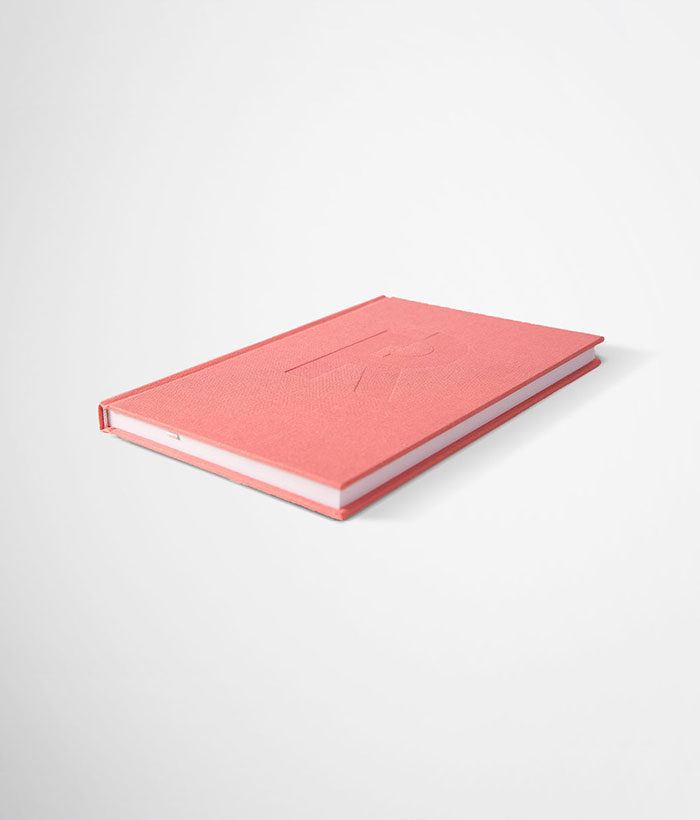 Custom made Reaktor Notebook by Framme