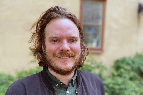 Andreas Nordenberg Framme