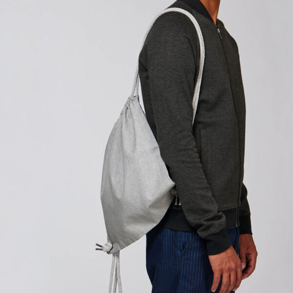 Stanly/stella Gym sack grey