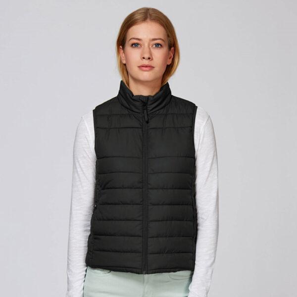 Stanly/stella Vest Walks Front Black