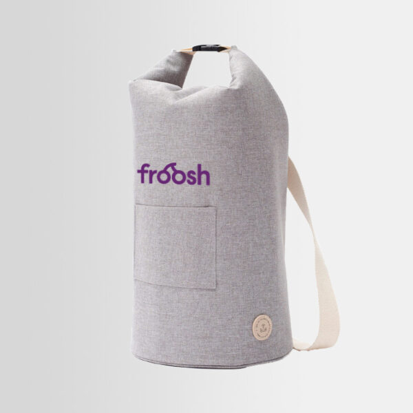 Branded Cooler Sack for Valio's Froosh by Framme