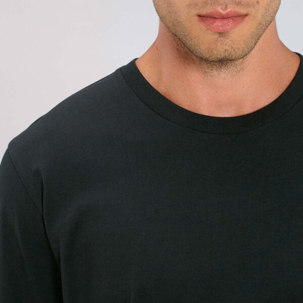 Organic cotton long sleeve t-shirt for men by Framme and Stanley/Stella