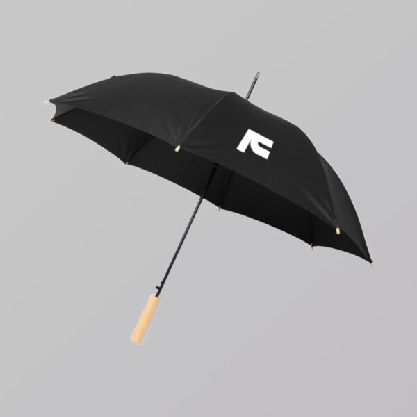 rPET recycled material Umbrella by Framme with logos