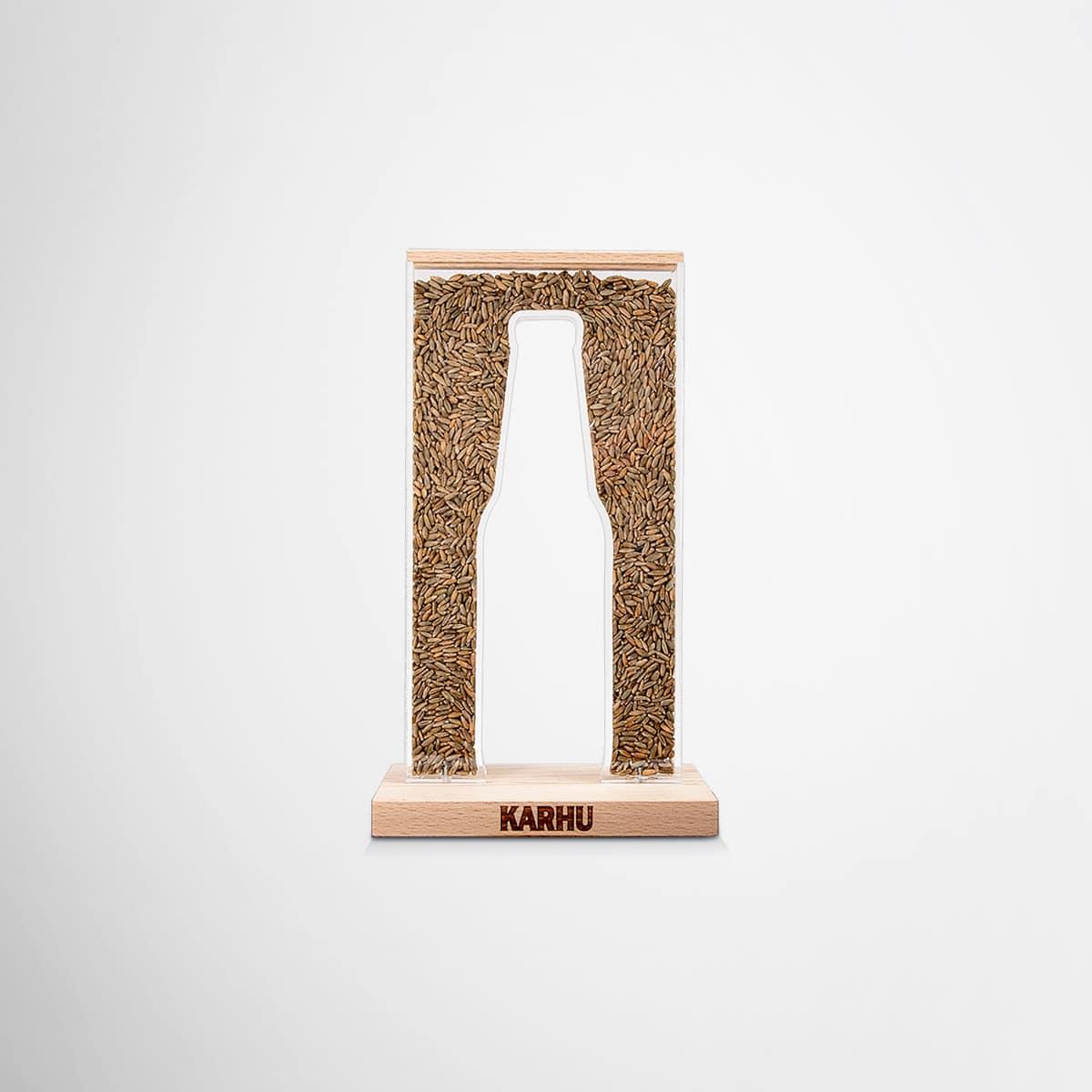 Karhu olut glorifier by Framme