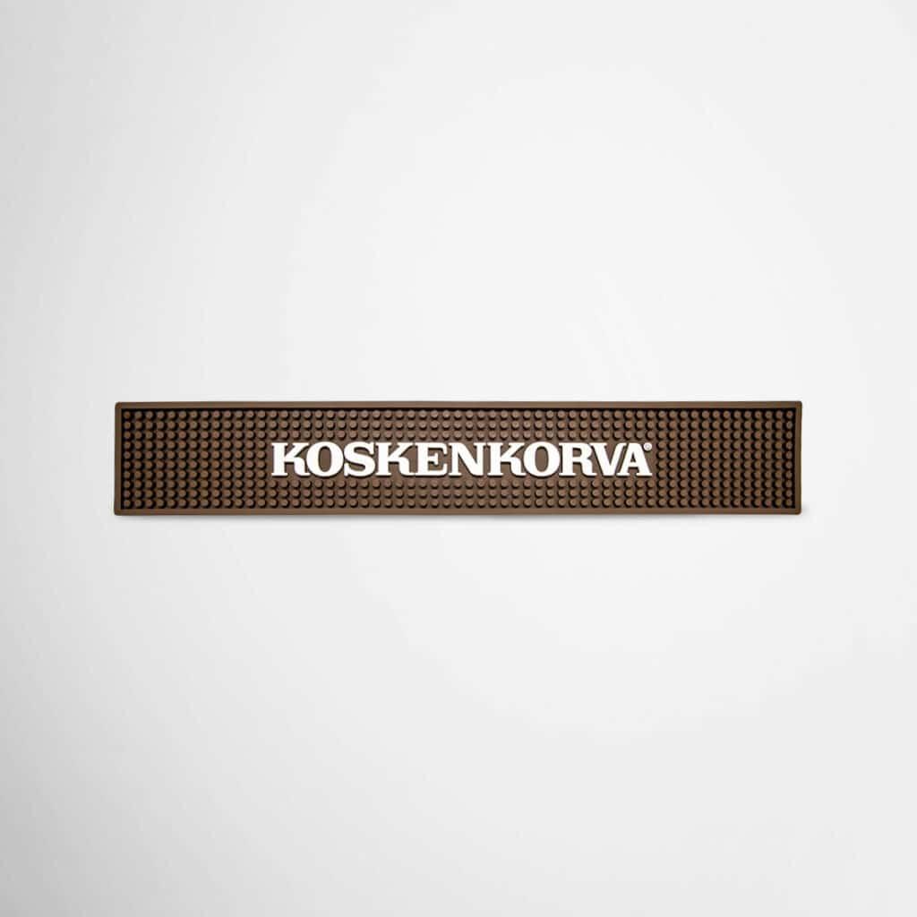 Koskenkorva Vodka bar mats by Framme