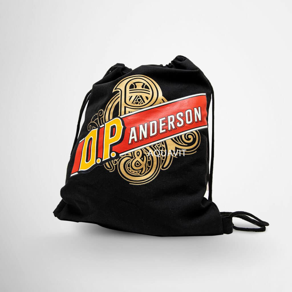 OP Andersson Gym bag by Framme