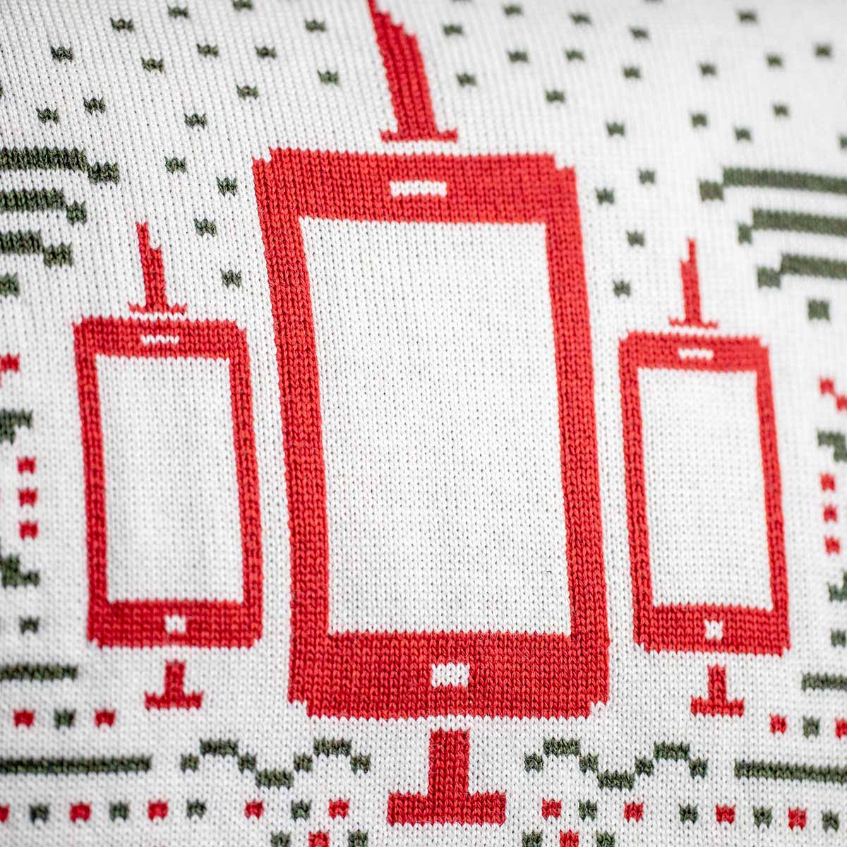 Ugly Truth Christmas Sweaters by Framme and TBWA Helsinki for Helsingin Sanomat