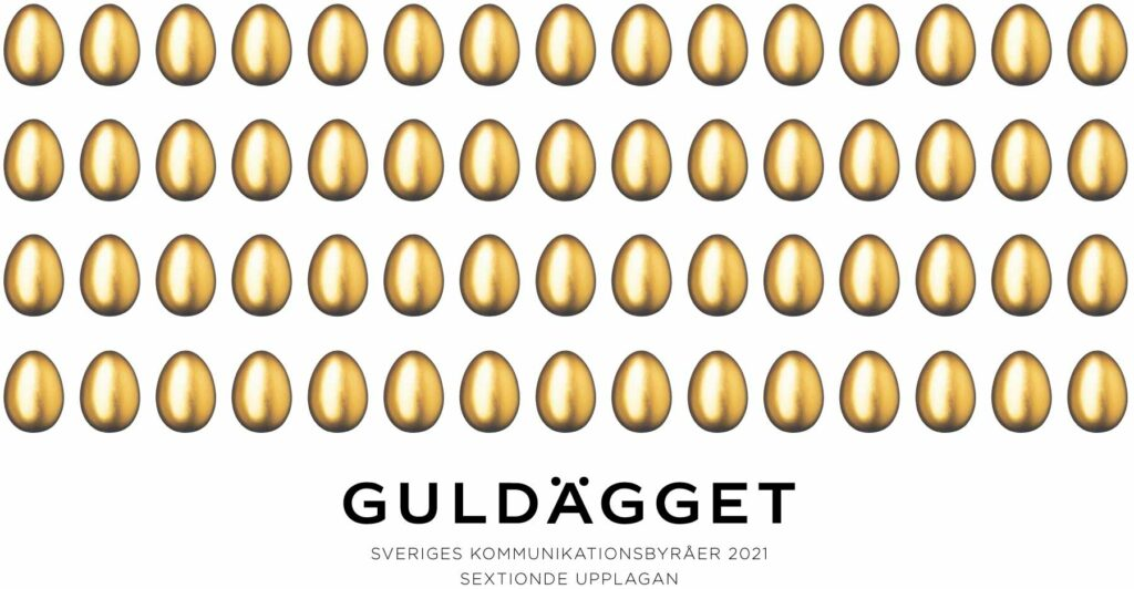 Guldägget turning 60 years – Framme one their production partners
