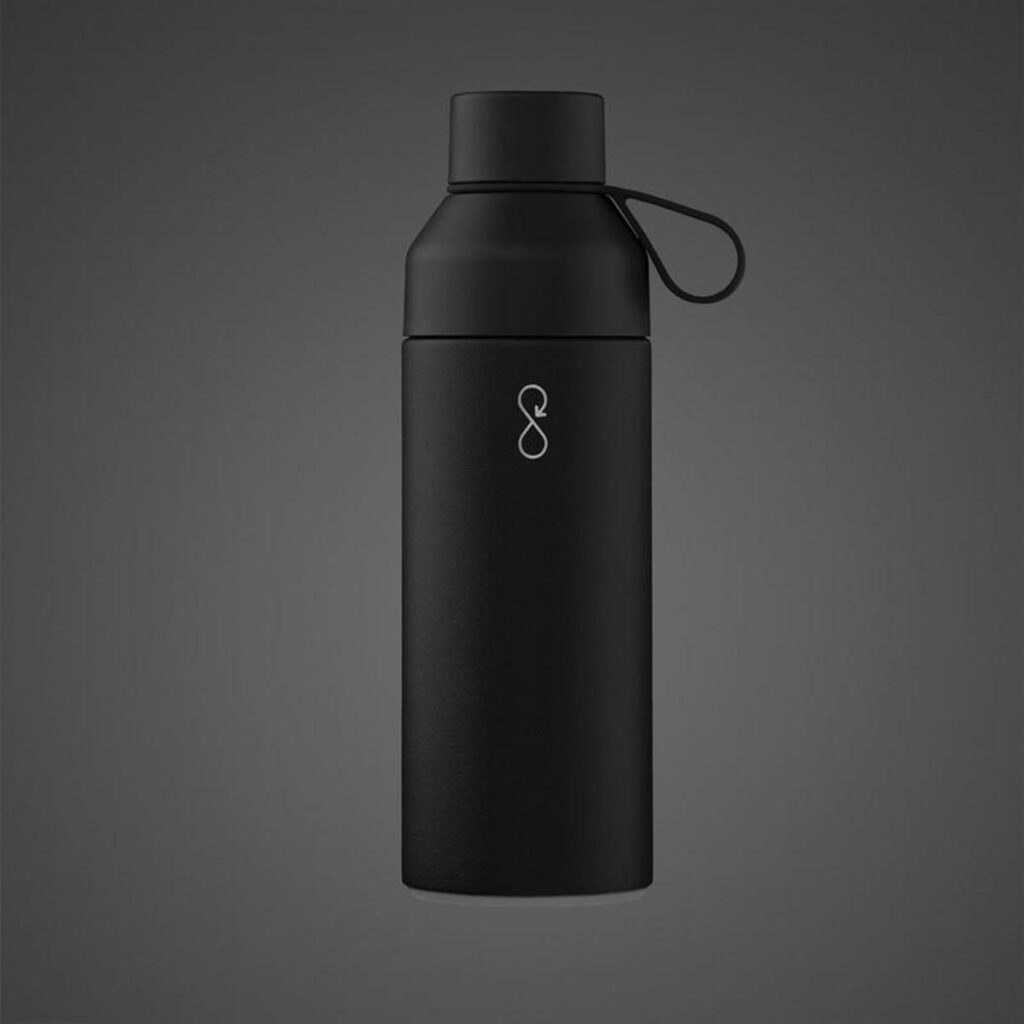 Branded sustainable bottles from Framme