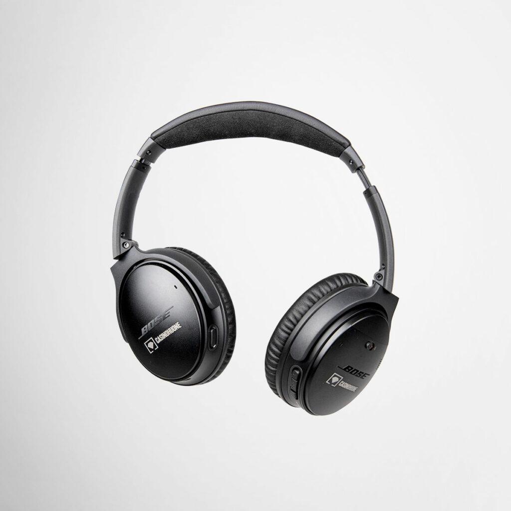 casinohuone bose headphones