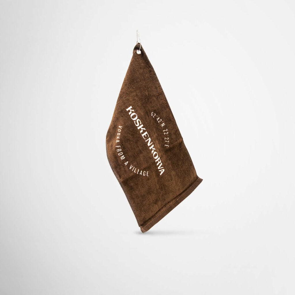 koskenkorva bar towel