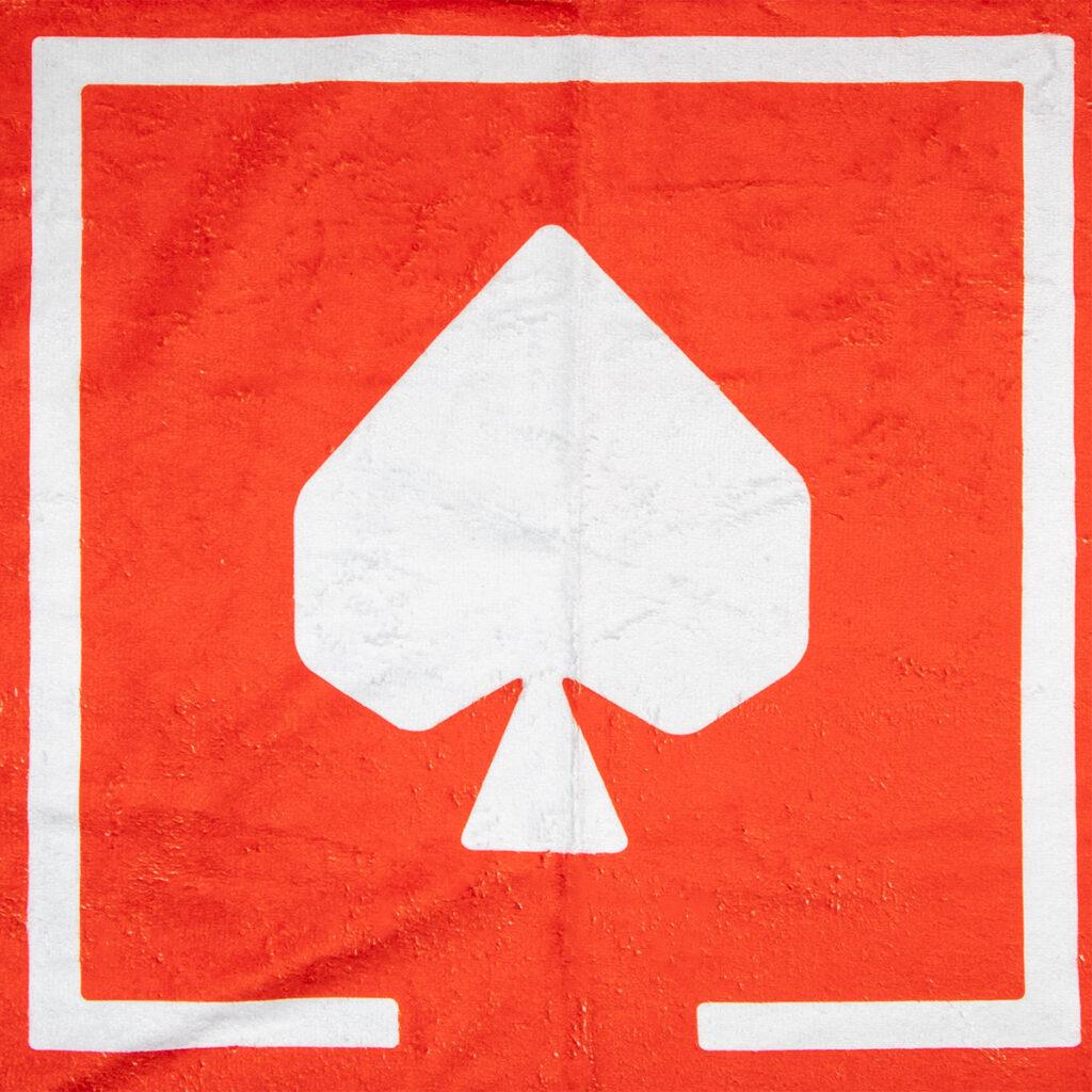 pokerihuone towel