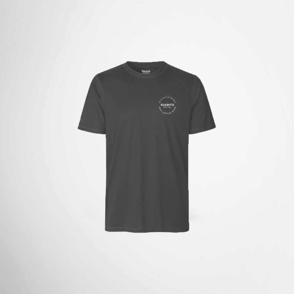 Branded technical shirt for employees – Suunto by Framme