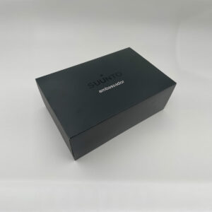 Suunto ambassador kit box by Framme